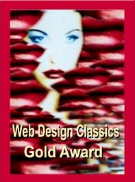 web design graphics gold award plaque animated jpg