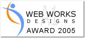 A1 web works design award plaque animated jpg